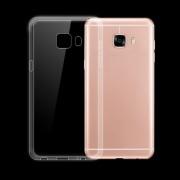 Dayspirit ultra-fino caso de la contraportada TPU para Samsung Galaxy C5