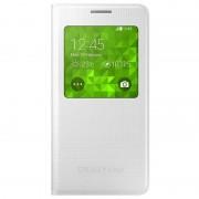 Capa com Cobertura S-View EF-CG850BW para Samsung Galaxy Alpha - Branco