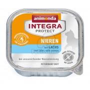 Animonda Cat Integra Protect Nieren alutálkás, lazac 100 g