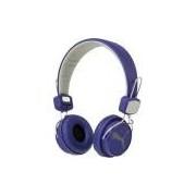 Fone de Ouvido Puma The League Over Ear PUF022 Headphone Azul com Microfone