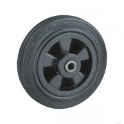 125 mm Rubber wiel type: KPRP1-125