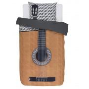 Covers & Co Barevné bavlněné povlečení na postel Fado, obrázkové povlečení, povlečení, 100 % bavlna, 140x220 + 60x70 - 140x220+60x70