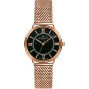 Frederic Graff Nanda Devi Rose Gold Mesh Watch FCA-3918
