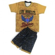 Kids Clothes Boys Rider Khaki And Navy Blue
