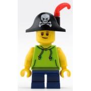 twn342 Minifigurina LEGO Baiat pirat twn342