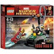 LEGO Super Heroes, Iron Man vs. Mandarin: Confruntarea finala