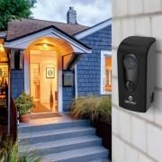Grantek Caméra WiFi Autonome Extérieure 100% Sans Fil Camsur