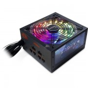 Sursa Inter-Tech Argus RGB-750 II, 750W, 80 PLUS GOLD, iluminare RGB