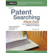 Unknown Patent Searching Made Easy How to Do Patent Searches on the Internet and in the Library