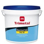 Trimetal Magnatex Mat SF - Wit - 5 l