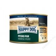 Happy Dog konzerv PFERD PUR (Ló) 12x200g