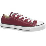Converse All Star Ox Zapatos Burdeos 46.5