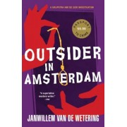 Outsider in Amsterdam, Paperback