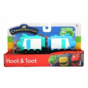 Locomotiva Hoot Toot Chuggington