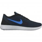 Zapatos Running Hombre Nike Free RN-Azul