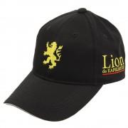 【セール実施中】【送料無料】メジャーキャップ ブラック イエローライオン licap007