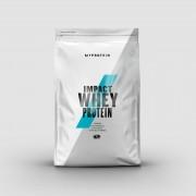 Myprotein Białko Serwatkowe (Impact Whey Protein) - 1kg - Wanilia i malina
