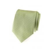 Pánská kravata v olivovém odstínu Avantgard 559-1544