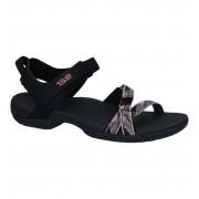 Teva Zwarte Sandalen Teva Verra