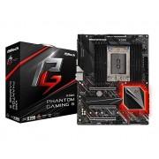 ASROCK Socket TR4 AMD X399, with Chips ATX Gaming Motherboard X399 Phantom Gaming 6