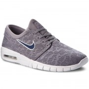 Nike Buty NIKE - Stefan Janoski Max 631303 026 Gunsmoke/Blue Void