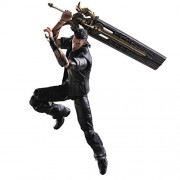 Square Enix Final Fantasy XV: Gladiolus Play Arts Kai Action Figure