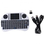 Tech Gear 2.4GHz USB Wireless Handheld Touchpad Mini Keyboard for PC TV Box XBOX Sony PS3