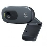 Logitech Webcam Logitech C270 Antraciet