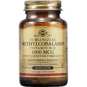 Solgar Methylcobalamin Vitamin B12 1000 Mcg - 60 Nuggets