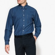 La Redoute Collections Camisa estampada, corte regularMarinho- 4XL (49/50)