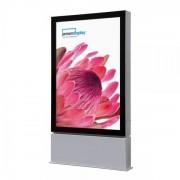 Jansen Display venkovní obustranná vitrína 1016x1524mm