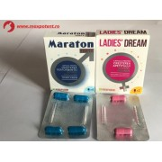 Maraton Forte(4 capsule) + Ladies Dream(2 capsule)