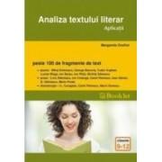 Analiza textului literar clasa 9-12. Aplicatii - Margareta Onofrei