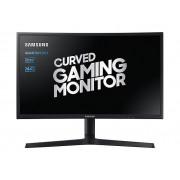 "Samsung C27FG73FQU - CFG7 Series - monitor QLED - curvo - 27"" (27"" visível) - 1920 x 1080 Full HD (1080p) - VA - 350 cd/m² - 30"