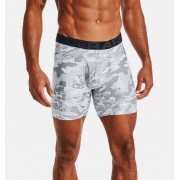 Under Armour Herenboxer UA Tech™ 15 cm Boxerjock® – 2 stuks - Mens - Gray - Grootte: Small