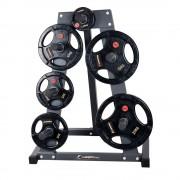 inSPORTline Súlytárcsa állvány InSPORTline PR5010 Olimpiai Tárcsákhoz-50mm 7184/szintelen