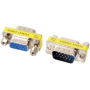 Valueline GCHD-MF15P VGA dugó - VGA aljzat adapter