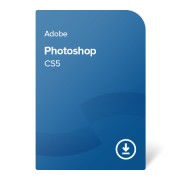 Adobe Photoshop CS5 ENG ESD (ADB-PS-CS5-EN) електронен сертификат