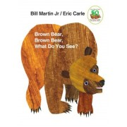 Brown Bear, Brown Bear, What Do You See?, Hardcover