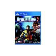 Ps4 Dead Rising 2 Remastered