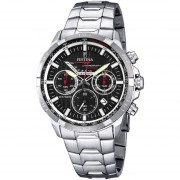 Reloj F6836/4 Plateado Festina Hombre Timeless Chronograph Festina