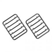 Settings tie rod set (MR-03) MZW402