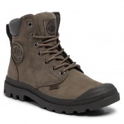 Туристически oбувки PALLADIUM - Pampa Cuff Wp Lux 73231-258-M Major Brown