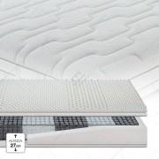 Cortassa Garda 1500 Memory Classic Sfoderabile Silver Active 195cm 160cm