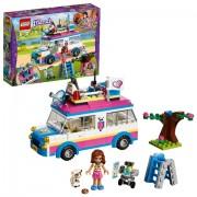 Lego Friends – Vehiculul de misiune al Oliviei (41333)