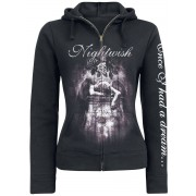 Nightwish Once - 10th Damen-Kapuzenjacke - Offizielles Merchandise S, M, L, XL Damen