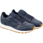 Reebok CL LEATHER PG Sneakers(Blue)
