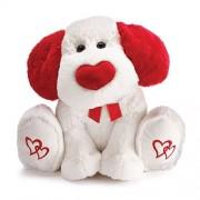 Valentines Day Plush Valentine Pup Manny