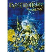 Iron Maiden Live after death DVD-multicolor Onesize Unisex
