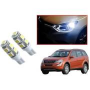 Auto Addict Car T10 9 SMD Headlight LED Bulb for Headlights Parking Light Number Plate Light Indicator Light For Mahindra XUV 500 New